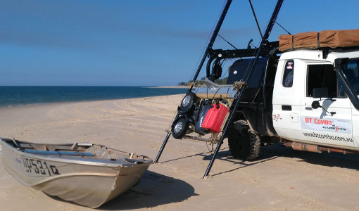The Best 4wd Boat Loaders Gulflander Xtreme