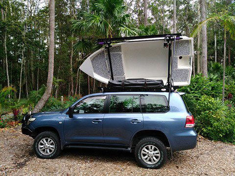 Bt Combo Boat Loader Roof Top Tent Amp Boat Combo